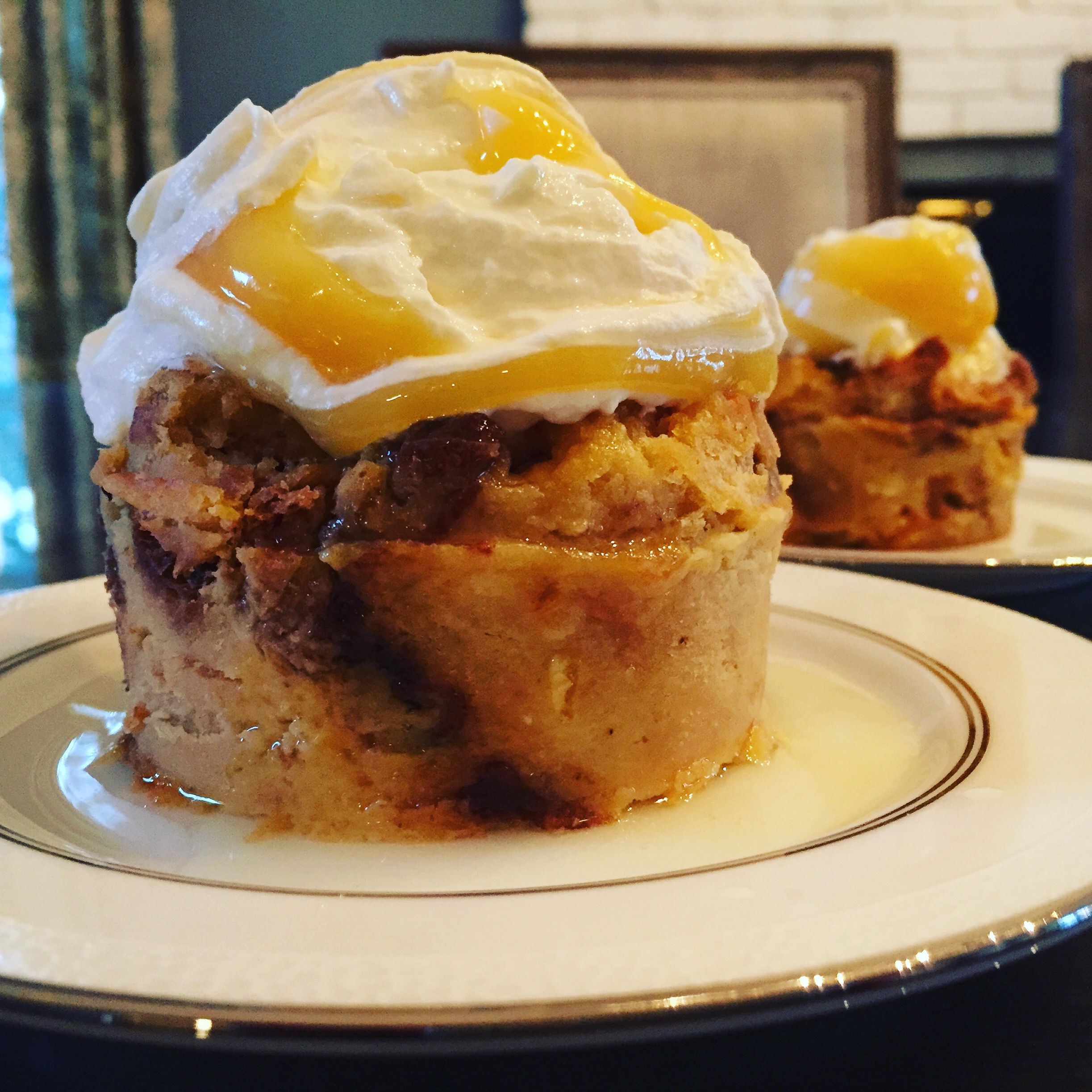 Boozy Limoncello Bread Pudding! Say What?!!