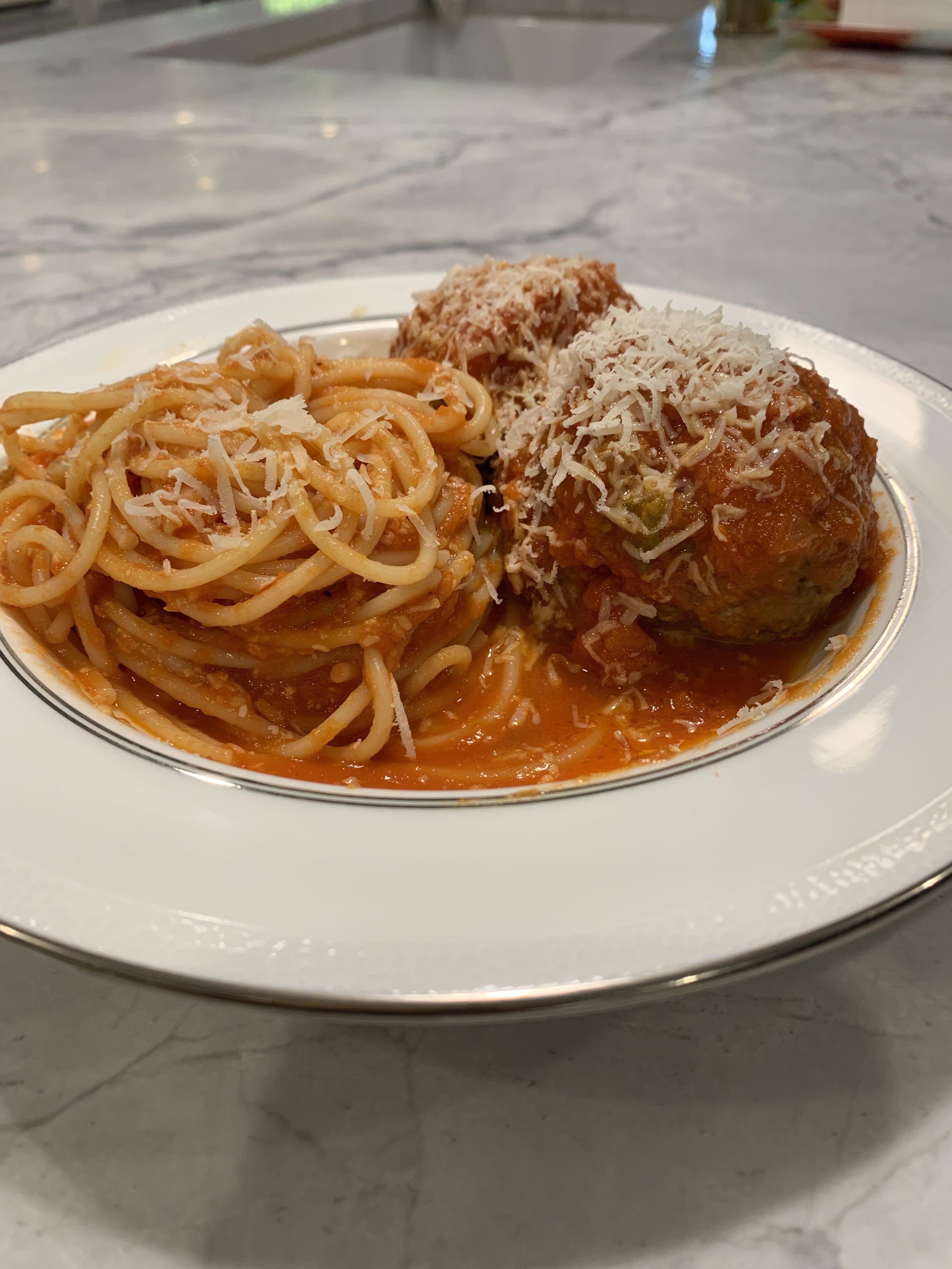 Full-Proof Meatball Recipe