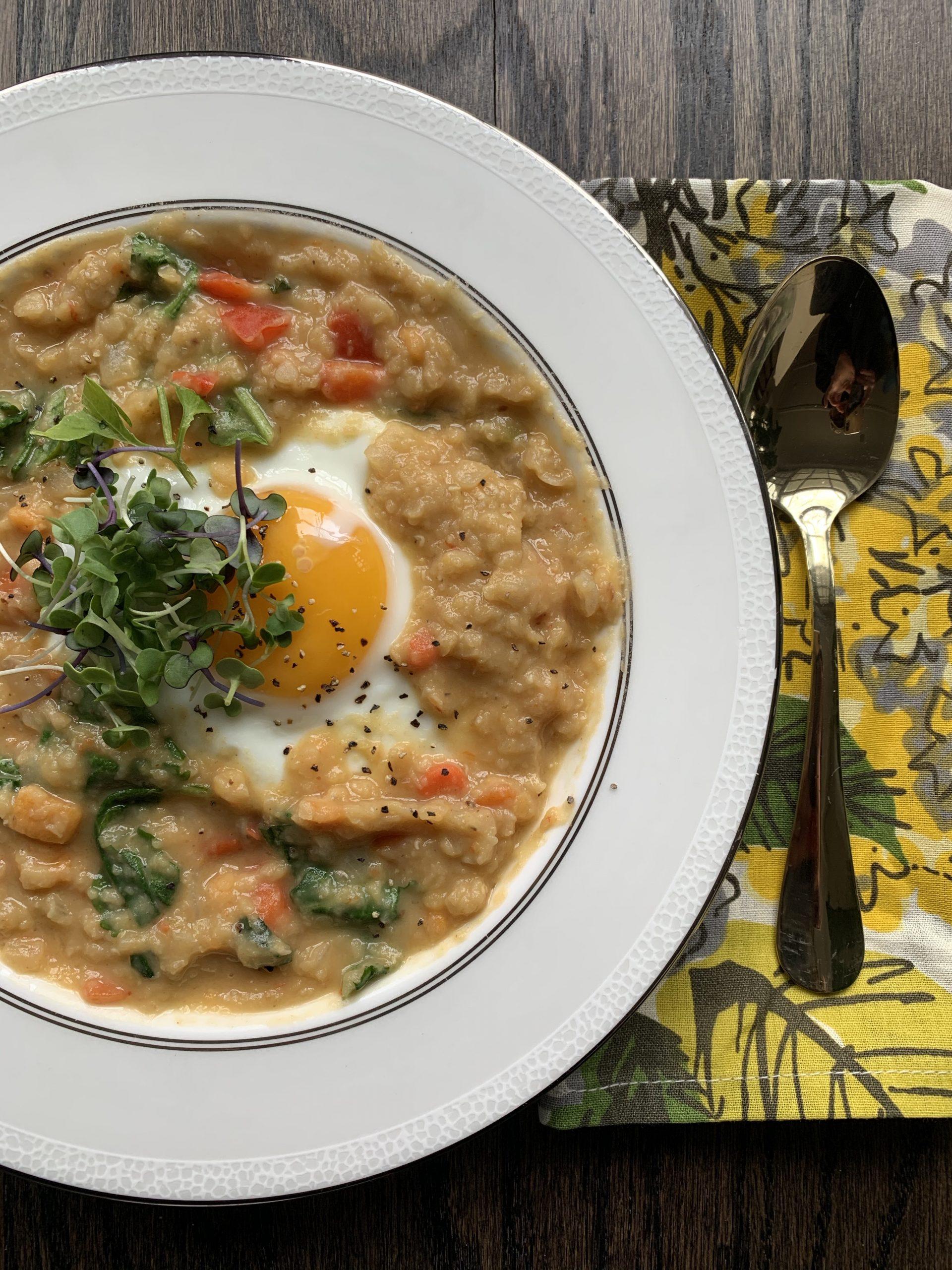 Lentil & Vegetable Soup