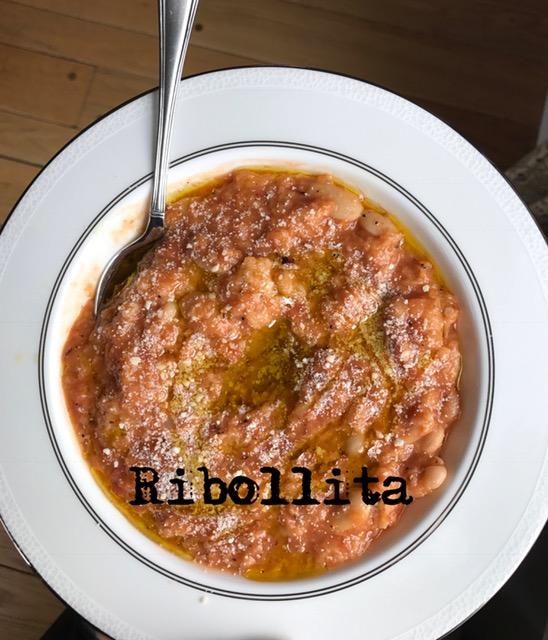 Ribollita- Italian Veggie and Bread Soup Recipe