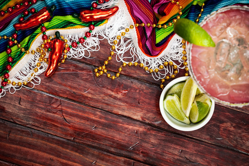 And on the 5th Day of May…We Drank. Raising a glass to Cinco De Mayo!