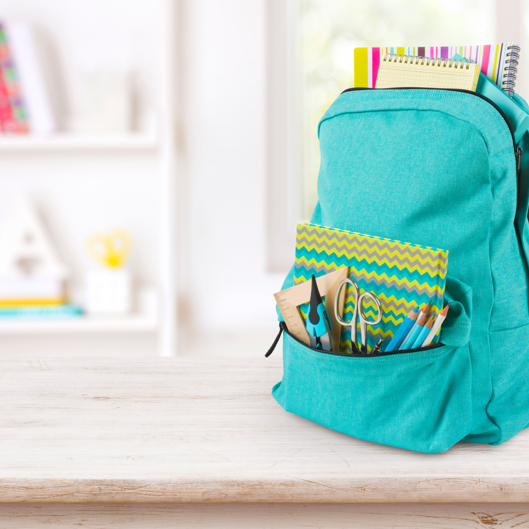 Getting Back-To-School and Back on Track