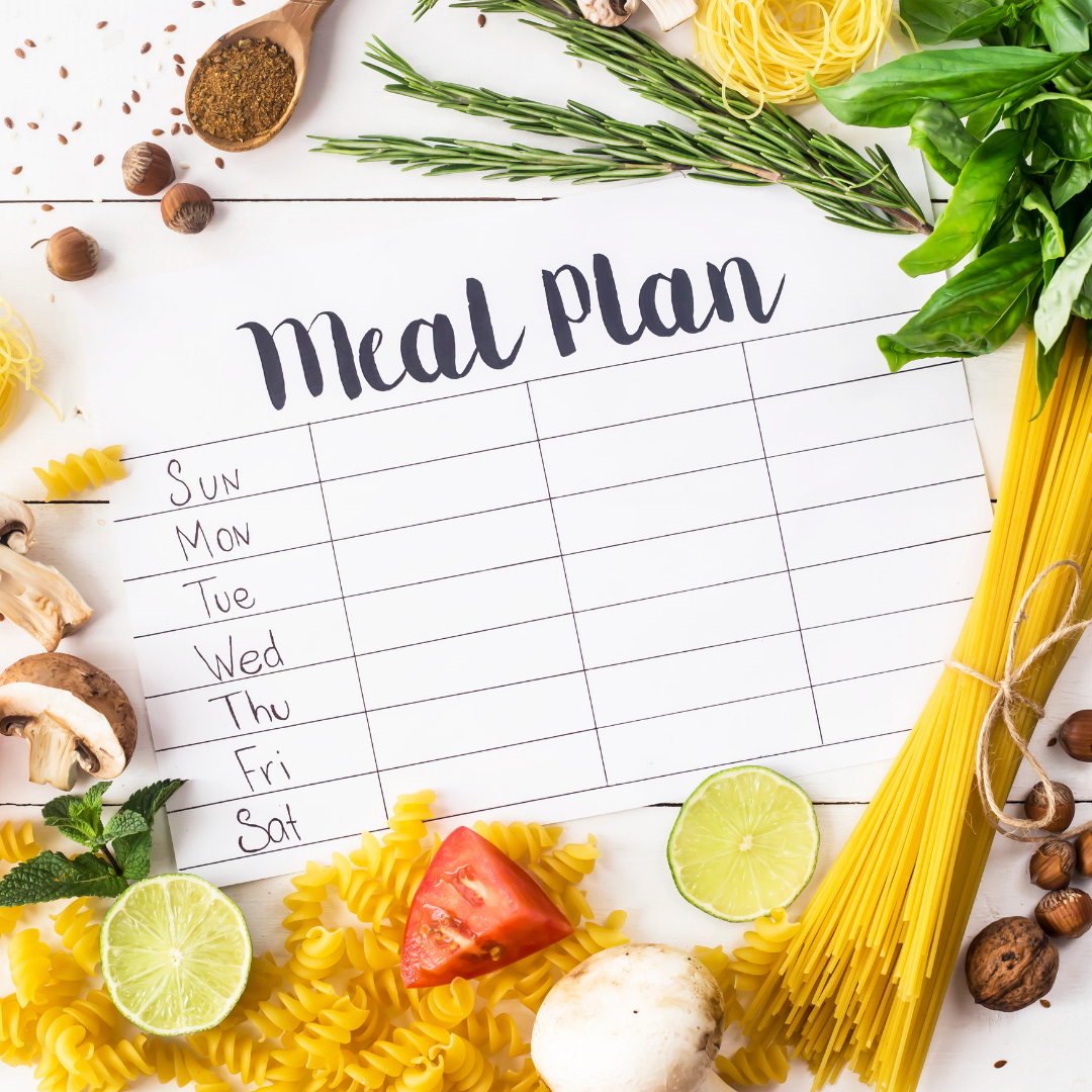 FREE 5 Day Meal Plan!